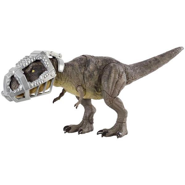 Imagen de T-Rex de Jurassic World Pisa y Ataca