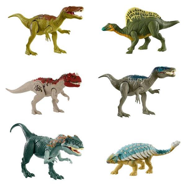 Imagen de Figura Dinosaurio Ataque Rugido Jurassic World