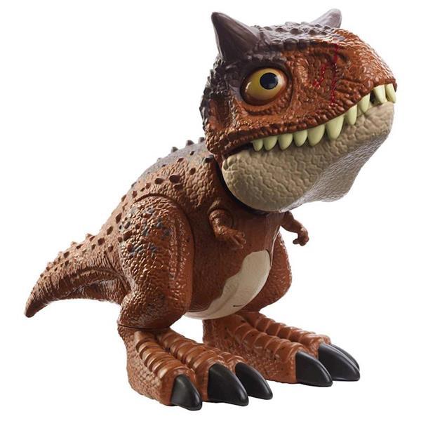 Imagen de Figura Jurassic World Carnotaurus Bebé Mordedor