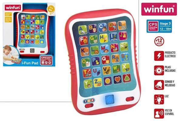 Imagen de Tablet Educativa Con Luz Y Sonido