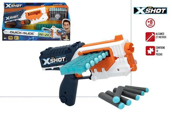 Imagen de Pistola Con Dardos X-shot Excel