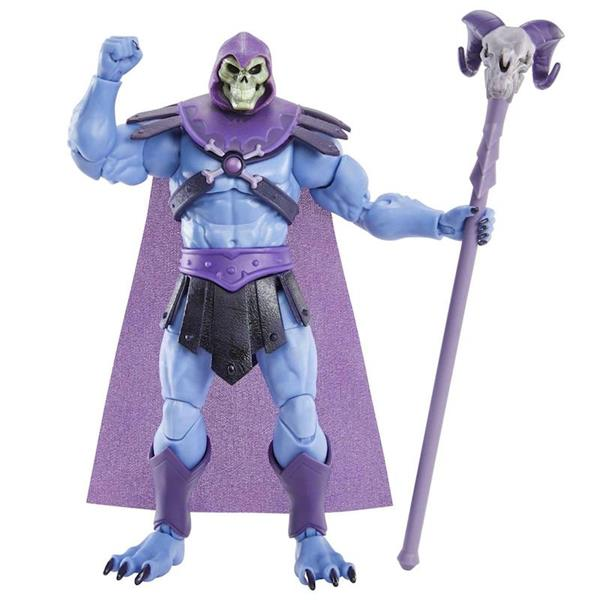 Imagen de Figura Masters Of Unverse Revelation Skeletor