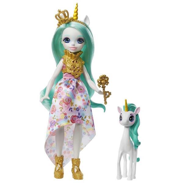 Imagen de Muñeca Enchantimals Royal Reina Unity y Stepper