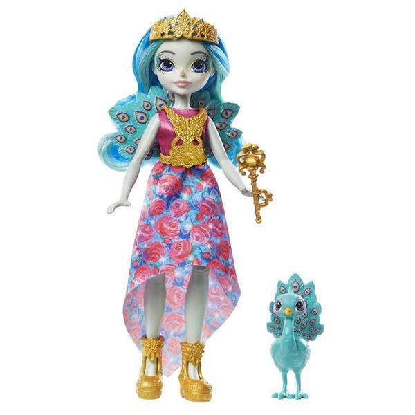 Imagen de Muñeca Enchantimals Royal Reina Penélope y Rainbow