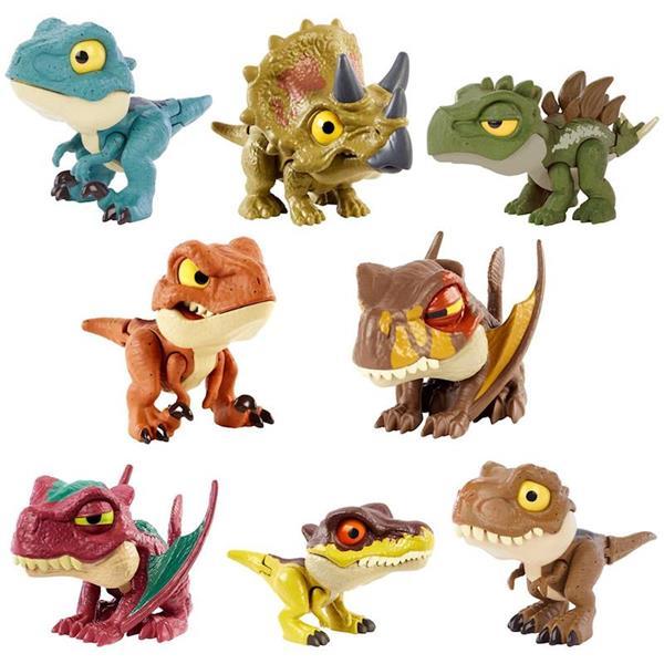Imagen de Dinosaurio Dino Bocazas de Jurassic World