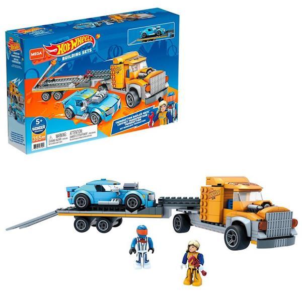 Imagen de Camión Construcción y Transporte de Hot Wheels