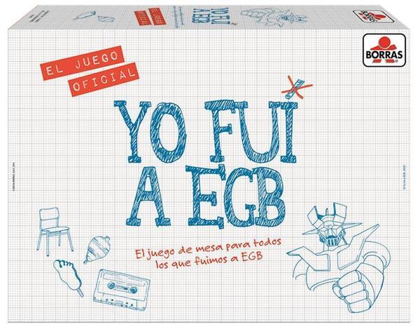 Imagen de Juego Yo Fui A EGB