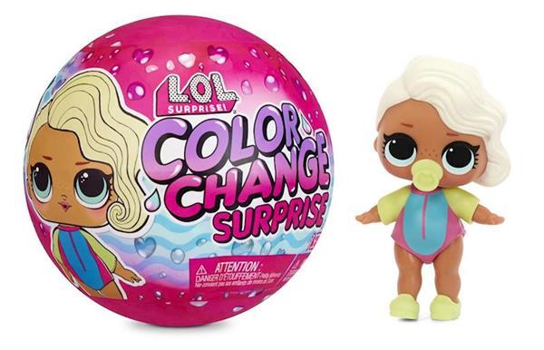Imagen de Bola LOL Surprise Cambia De Color