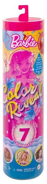 Imagen de Barbie Fiesta Seria Color Reveal