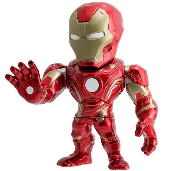 Imagen de Figura Metal Ironman