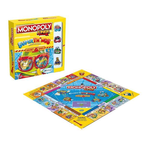 Imagen de Juego Monopoly SuperThings