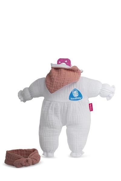 Imagen de Sany Baby Ropa Antibacterias Rosa Bebé