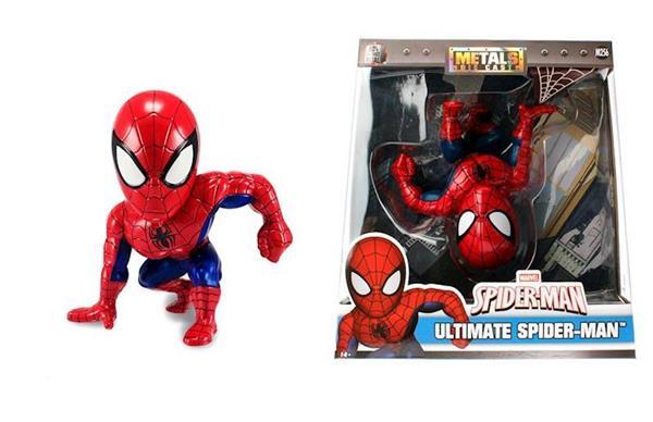 Imagen de Figura de Metal Ultimate Spiderman
