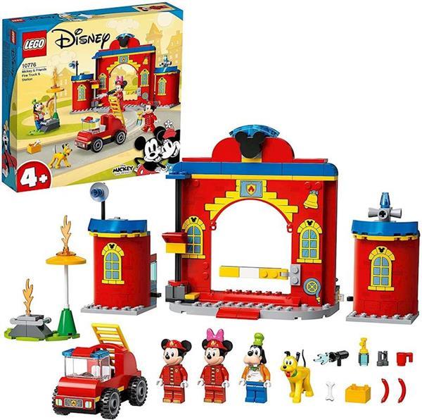 Imagen de Lego Parque y Camión Bomberos de Mickey y sus Amigos