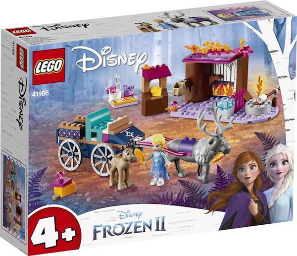 Imagen de Lego Princesas Disney Aventura en la Carreta de Elsa