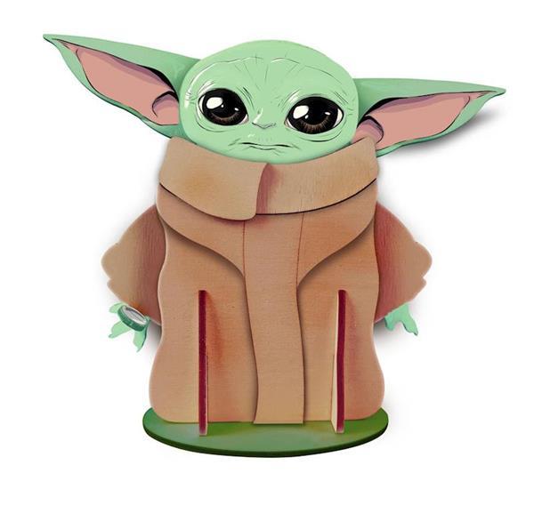 Imagen de Set Construcción Baby Yoda The Mandalorian