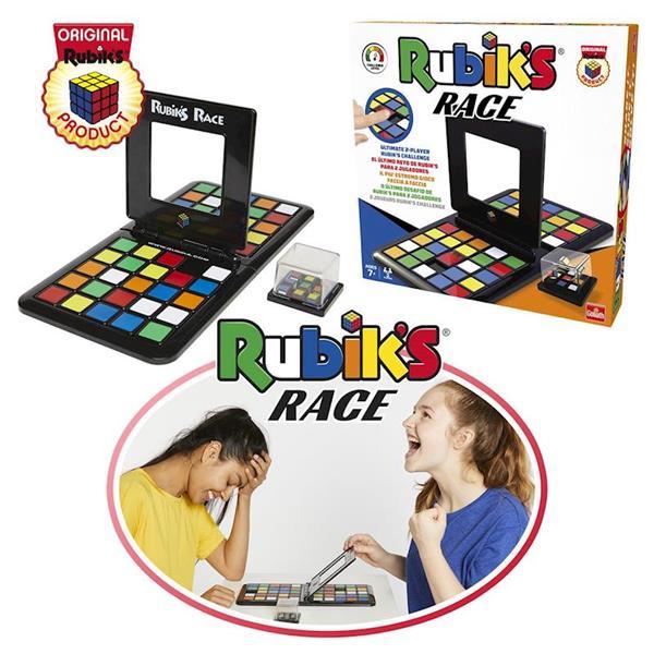 Imagen de Juego Rubik's Race
