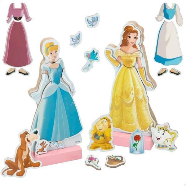 Imagen de juego disney encajable vestidos princesa