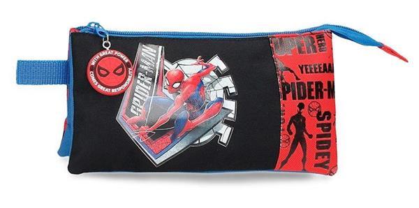 Imagen de Estuche Spiderman Triple
