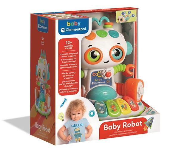 Imagen de Robot Evolutivo Clementoni