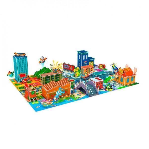 Imagen de Puzzle 3D Superthings Kaboom City