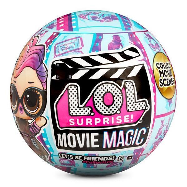 Imagen de Bola LOL Surprise Muñeca Movie Magic