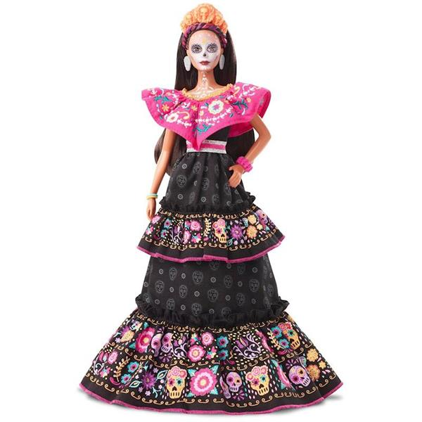 Imagen de Barbie Día De Los Muertos Colección