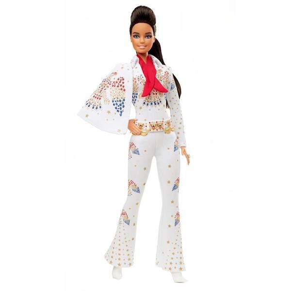 Imagen de Barbie Coleccion Elvis Presley