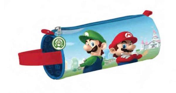 Imagen de Portatodo Redondo Super Mario