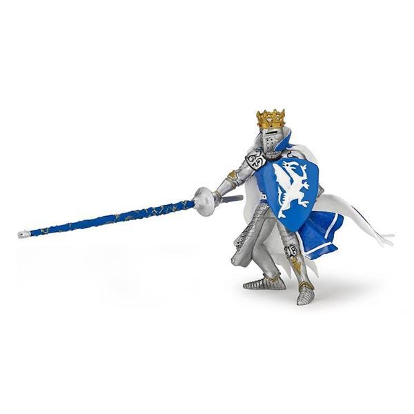 Imagen de Figura Rey Dragón Azul