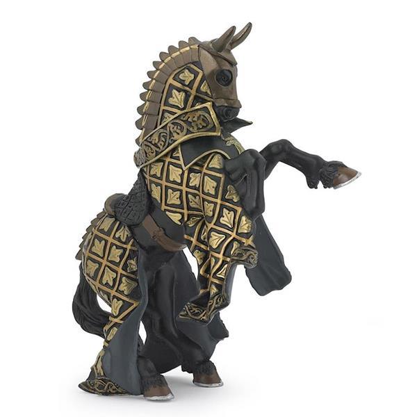 Imagen de Figura Caballo Soldado De Armas Toro