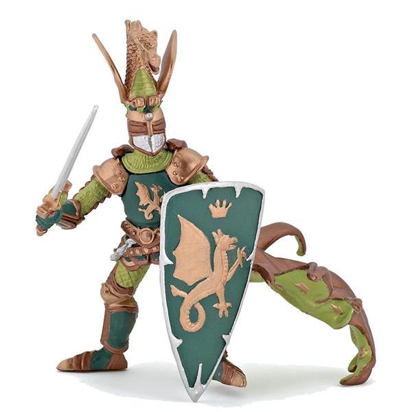 Imagen de Figura Caballero De Armas Dragón