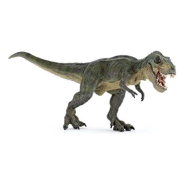 Imagen de Figura Dinosaurio T-Rex Verde