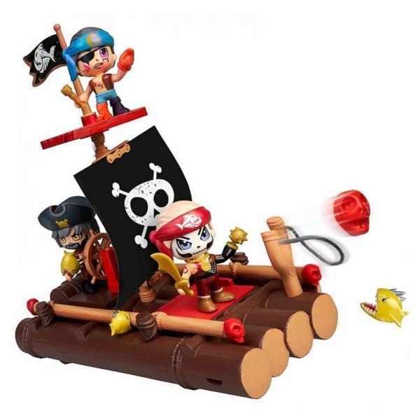 Imagen de Balsa Piratas PinyPon Action