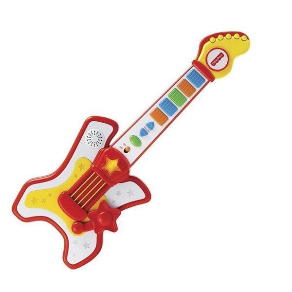 Imagen de Guitarra Rockstar Fiser Price