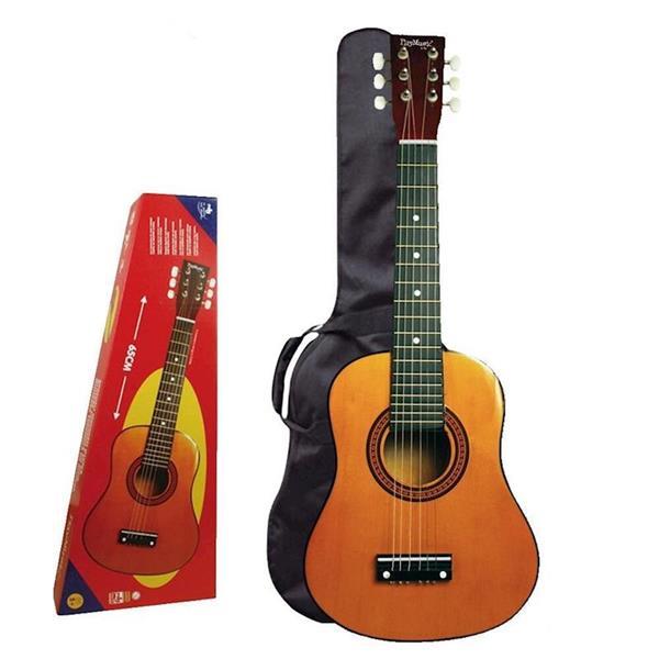 Imagen de Guitarra De Madera 65 Cm