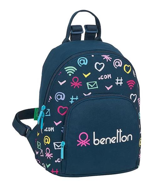 Imagen de Mini Mochila Benetton Dot Com