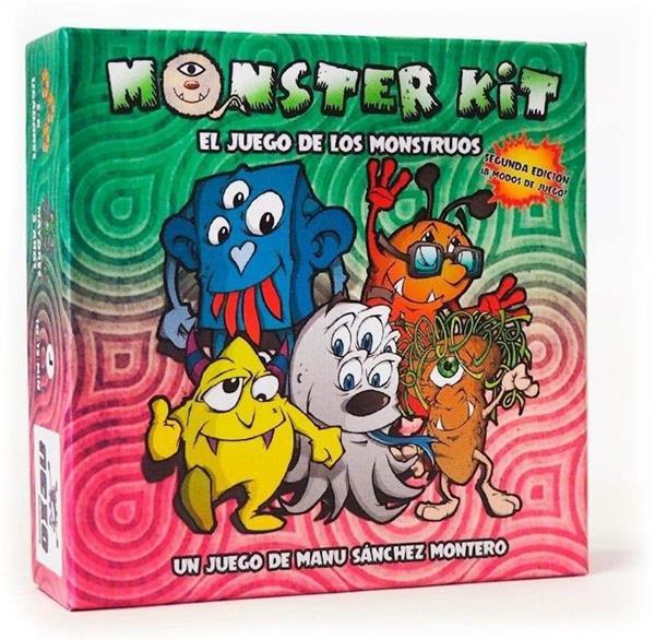 Imagen de Juego Monster Kit
