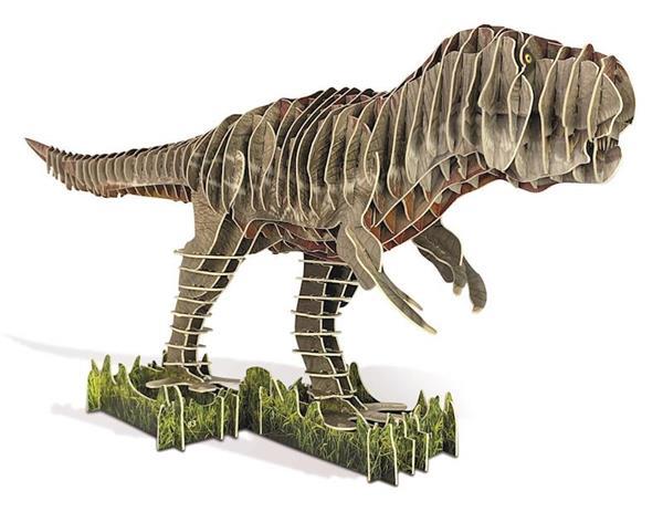 Imagen de Puzzle 3D T-Rex Creature