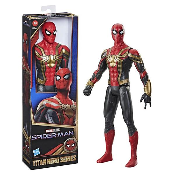 Imagen de Figura Spiderman Movie Titan Hero