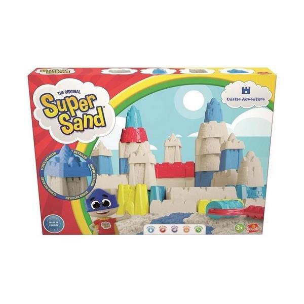Imagen de castillo super sand aventuras
