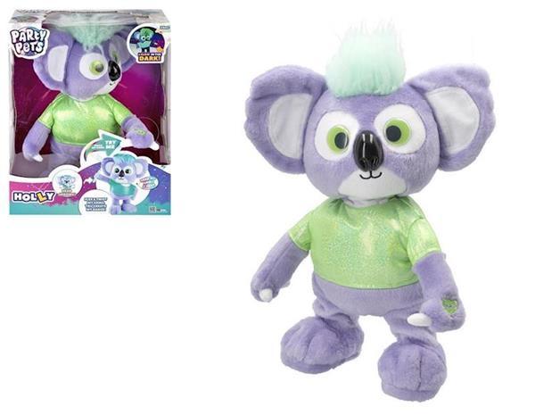 Imagen de peluche koala holly party pets