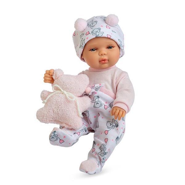 Imagen de Baby Smile Pijama Rosa