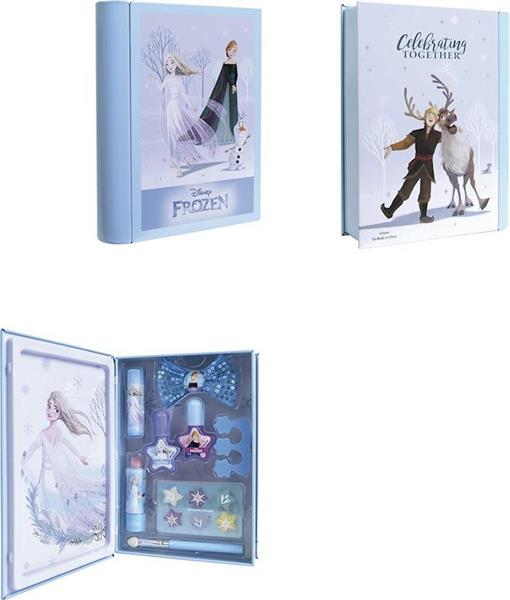 Imagen de Libro Frozen Maquillaje Mágico