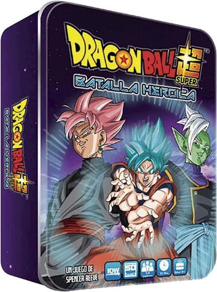 Imagen de Juego Dragon Ball Super Batalla Heroica