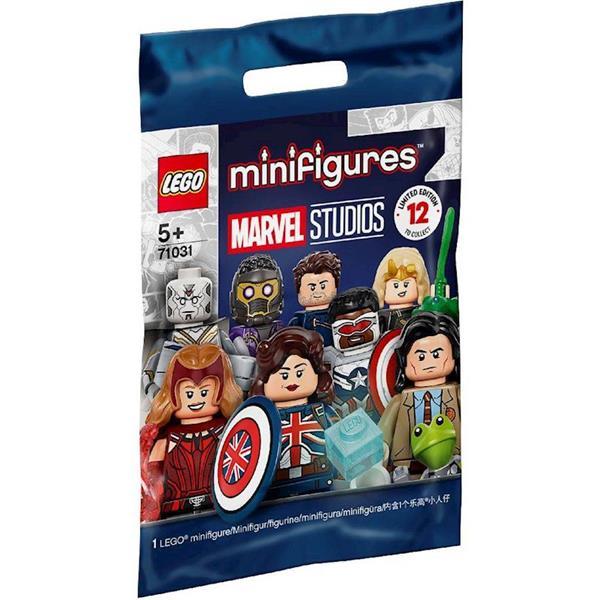 Imagen de Lego Sobre Minifiguras Marvel