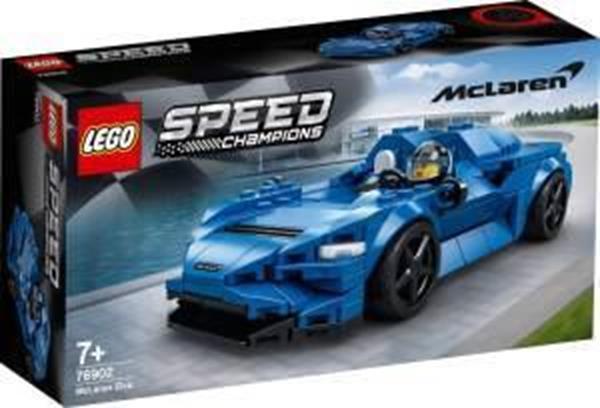 Imagen de McLaren Elva Speed Champions Lego