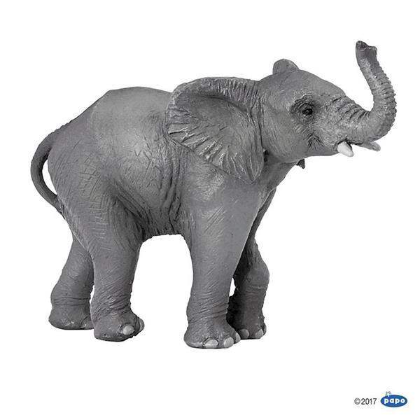 Imagen de Figura Elefante Joven Papo