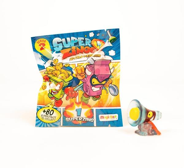 Imagen de Sobre SuperThings One Pack Serie 2
