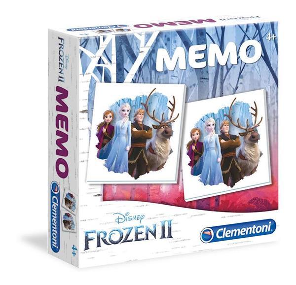 Imagen de Juego Memo Frozen 2